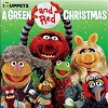 Disney CD - Muppets - A Green and Red Christmas