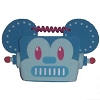 Disney Antenna Topper - Robo Mickey Robot