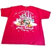 Disney ADULT Shirt - Merriest Place on Earth 2012 - Mickey Castle