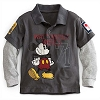 Disney Child Shirt - Mickey Mouse American Original Double-Up