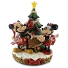Disney Big Figure Statue - Mickey Mouse Tree Farm - Christmas