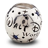 Disney Chamilia Charm - Sterling Silver Walt Disney World Bead