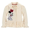Disney Girl's Jacket - Classic Cameo Minnie Mouse