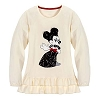 Disney Girl's Shirt - Classic Cameo Minnie Mouse