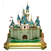 Disney Medium Figure Statue - Disneyland  Sleeping Beauty Castle