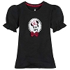 Disney Girl's Shirt - Minnie Mouse Pretty Portrait
