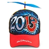 Disney Hat - 2013 Mickey and Friends Kids Baseball Cap with Propeller