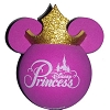 Disney Antenna Topper - Mickey Mouse Ears Pink Gold Crown