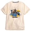 Disney Adult Shirt - 2013 Sorcerer Mickey Walt Disney World - Ivory