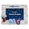 Disney Picture Frame - 2013 Sorcerer Mickey Resin Photo Frame - 4 x 6