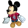 Disney Vinyl Figurine - 2013 Mickey Mouse Articulated