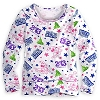 Disney Child Shirt - 2013 Long Sleeve - White