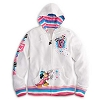 Disney LADIES Hoodie - 2013 Walt Disney World - White