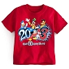 Disney Toddler Shirt - 2013 Walt Disney World Red Tee