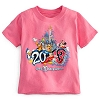 Disney Toddler Shirt - 2013 Mickey Mouse and Friends - Pink Tee