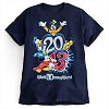 Disney Adult Shirt - 2013 Walt Disney World - Navy