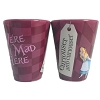 Disney World Shot Glass - Alice In Wonderland - Alice - 2 oz.
