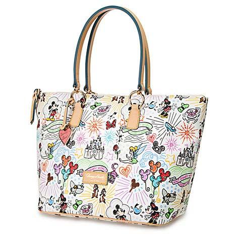Your Wdw Store Disney Dooney Amp Bourke Bag Sketch