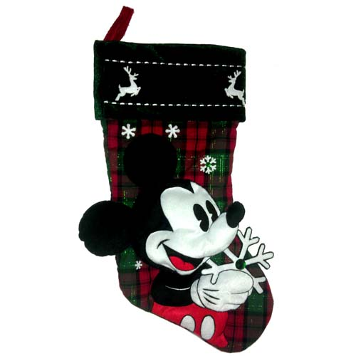 quick view - Mickey Mouse Christmas Stocking