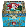 Disney Trinket Box - Ariel Musical Jewelry Box - Signature