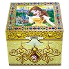 Disney Trinket Box - Belle Musical Jewelry Box - Signature