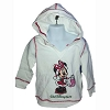 Disney Child Hoodie - Christmas Minnie Mouse with Present