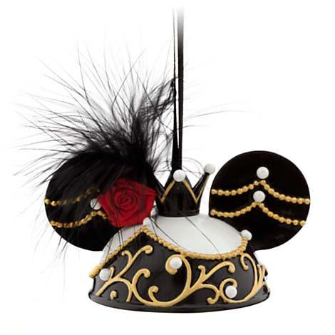 Your Wdw Store Disney Ear Hat Ornament Minnie Crown