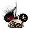 Disney Ear Hat Ornament - Minnie Crown Jewel - Limited Edition