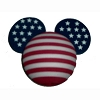 Disney Antenna Topper - American Flag - Red White Blue