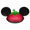 Disney Hat - Ears Hat - EPCOT Flower and Garden Festival - Strawberry