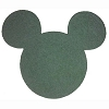 Disney Garden Stepping Stone - Flower and Garden - 2013 Mickey Mouse