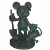 Disney Garden Statue - Flower and Garden - 2013 - Mickey Mouse