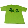 Disney Child Shirt - Flower and Garden Festival - Topiary - Green