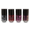 Disney Make-Up - Beautifully Disney Mini Nail Polish Set - Villains