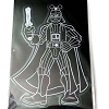 Disney Auto Window Decal - Star Wars Darth Vader