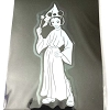 Disney Auto Window Decal - Star Wars Princess Leia