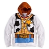 Disney ADULT Hoodie - Toy Story Woody Costume Hoodie for Adults