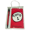 Universal Autograph Book and Pen -  Dr. Seuss - Thing 1