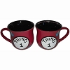 Universal Coffee Cup Mug - Dr. Seuss - Thing 1 - Red Beaded
