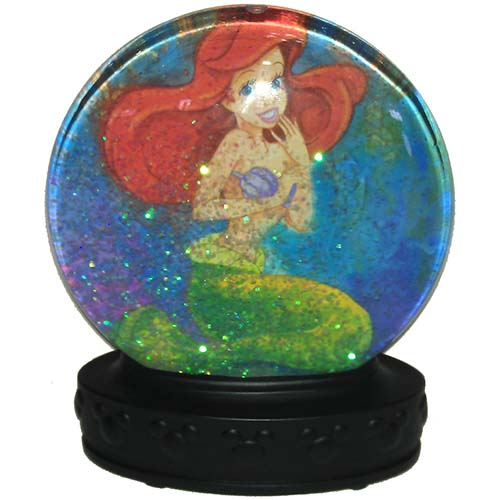 Your Wdw Store Disney Snow Globe Little Mermaid Ariel
