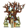 Disney Village - Chip and Dale Treehouse - Light-Up