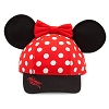 Disney Hat - Baseball Cap for Girls - Minnie Mouse Ears