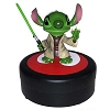 Disney Statue Figure - Star Wars - Jedi Master Yoda Stitch