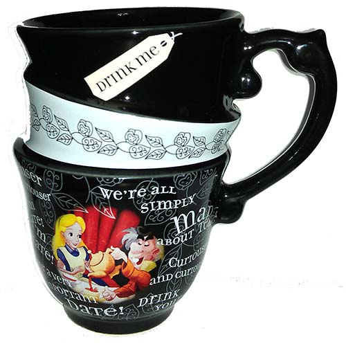 Your Wdw Store Disney Coffee Cup Mug Alice In