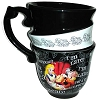 Disney Coffee Cup Mug - Alice In Wonderland - Triple Stack