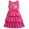 Disney Child Dress - Disney Princess Ruffled Dress for Girls - Walt Disney World