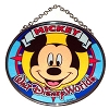Disney Stained Glass Sun Catcher - Mickey Mouse - Small