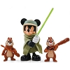 Disney Action Figure - Star Wars Weekends 2013 Luke Skywalker Mickey