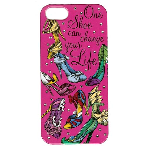 ... - Disney iPhone 5 Case - One Shoe Can Change Your Life - Princess