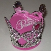 Disney Antenna Topper - Princess Royal Jeweled Crown - Red Rubies